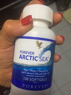Арктическое море Forever