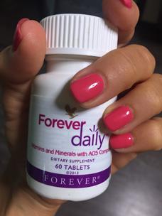 Витамины forever-deily