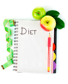 Как вести записи в дневнике похудения