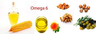 Сравнение Омега-3 и Омега-6