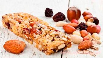 Перекус для похудения при правильном питании