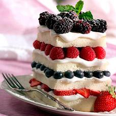 Низкокалорийный полезный Торт для похудения