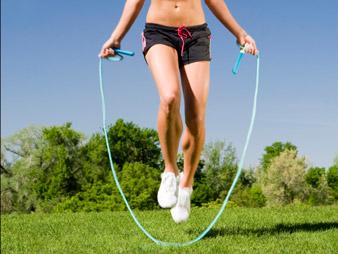 Спорт для похудения Спортивная девушка