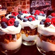 Сладости и десерты на правильном питании