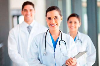 Наблюдение у врача во время похудения