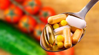 Витаминные добавки к пище