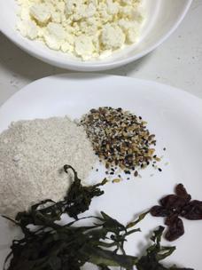 Ингредиенты для приготовления полезных лепешек вместо хлеба