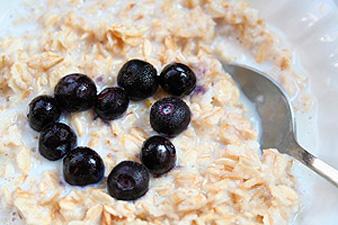 Полноценный правильный завтрак для похудения
