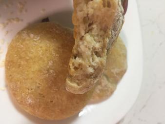 Полезные Сырники в духовке с амарантом