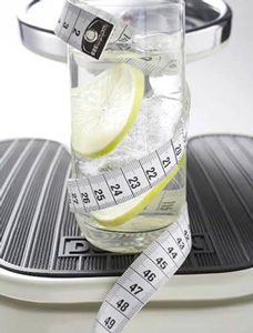 Как пить воду, чтобы худеть