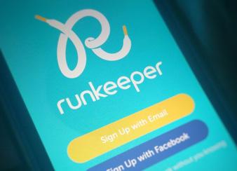 runkeeper-vhod