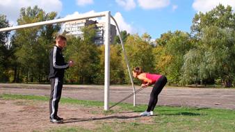 эффективные упражнения с резиной