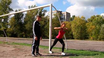 как тренироваться с жгутом