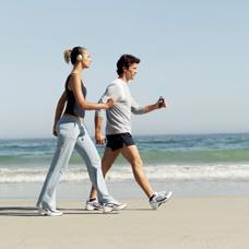 Пешая прогулка для похудения