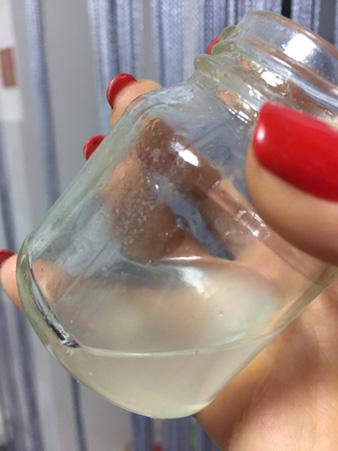 кокосовое масло в жидком виде