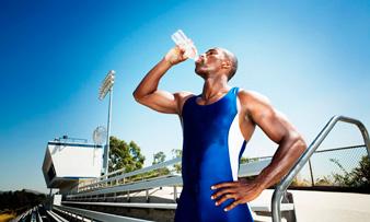 водный баланс во время занятий спортом
