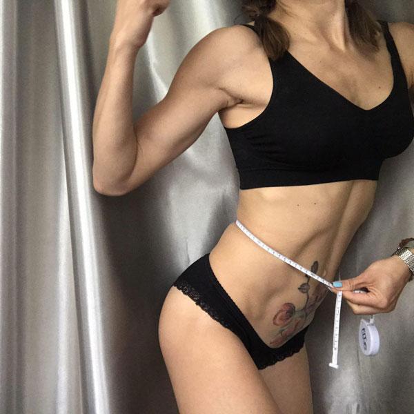 похудеть правильно за неделю